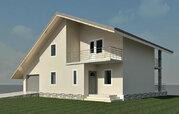 Продается дом 220 кв.м. в д. Торбеево - Фото 1