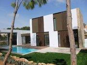 Cтильный cовременный дом в элитном коттеджном городке в Moraria, Продажа домов и коттеджей Бенидорм, Испания, ID объекта - 502755765 - Фото 2
