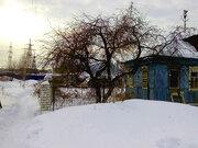 Участок на ул. Усольская, 30. Угловой, квадратный, фасад на дорогу, 6с - Фото 1