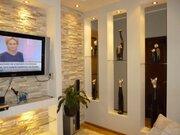Сдам шикарную 3 комнатную квартиру в центре, Аренда квартир в Ярославле, ID объекта - 319170474 - Фото 13