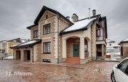 Дом в Москва Первомайское поселение, д. Милюково, 6 (471.0 м) - Фото 1