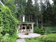 Просторный дом классического стиля на ландшафтном участке в лесном . - Фото 3