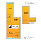 Продажа квартиры, Дударева, Тюменский район, Академический проезд