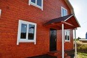 Продаю новый дачный дом 100 кв.м. на участке 13 соток деревня Финеево - Фото 2