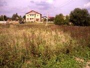 10 соток под строительство жилого дома, д. Речки (Шеметово) - Фото 2