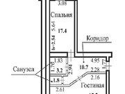 Продажа двухкомнатной квартиры на Техническом переулке, 98 в .