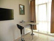 Квартира с ремонтом, мебелью и панорамным видом на море - Фото 4