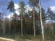 Лесной участок в посёлке премиум класса Ушаковские дачи - Фото 1