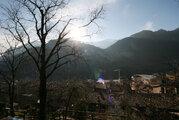 Мансарда с панорамным видом на горы с бассейном, садом и зоной барбекю., Купить квартиру Трентино-Альто-Адидже, Италия, ID объекта - 328968330 - Фото 9