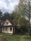 Мележа. Жилой дом из рубленного бревна в деревне. 37 соток. Сосны. Инф - Фото 1