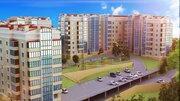 Большая 1-комнатная квартира в новостройке в Геленджике - Фото 1