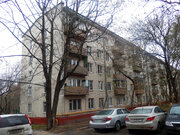 Двухкомнатная Квартира Москва, улица Большая Черемушкинская, д.10, .