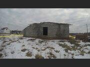Недостр. дом 130 м2 на участке 12 сот. Тосненский р-н, д. Еглизи, ИЖС - Фото 5