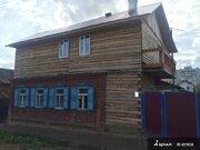Продаючасть дома, Омск, улица Шебалдина