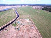 Участок 20 соток ИЖС в Запорожском в 100 метрах река Вьюн (Приозерский . - Фото 2