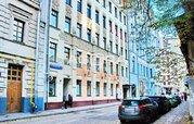 Продажа квартиры, м. Смоленская, Староконюшенный пер.