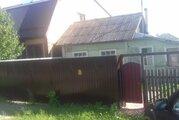 Продается дом в Щелково улица Старохотовская дом 34