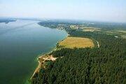 Участок 102 Га в устье реки Желвата на Волге в Ивановской области