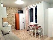 Просторная уютная квартира студия на берегу Финского залива в совре.