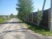 Участок 30 соток с фундаментом в д.Беляево. - Фото 4