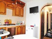 1-комнатная квартира 34 кв.м (улучшенка). Этаж: 4/5 панельного дома.