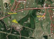 Земельный участок 3,8 Га 36 км от МКАД в село Белый Раст