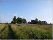 Просторный участок на краю леса в Сергиево!
