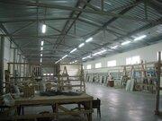 Аренда теплых производственно-складских помещений 700 кв.м.