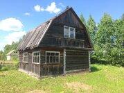 Дом в д.Калужское (ПМЖ, ж/д станция, инфраструктура, водоем) - Фото 1