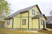 Продается новый зимний двухэтажный дом экономкласса в деревне Верховье - Фото 4