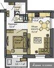 Продаю2комнатнуюквартиру, Барнаул, переулок Ядринцева, 71/186, Купить квартиру в Барнауле по недорогой цене, ID объекта - 321943154 - Фото 2