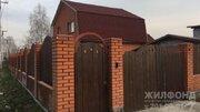 Продажа дома, Новосибирск, Ул. Торфяная, Продажа домов и коттеджей в Новосибирске, ID объекта - 503041997 - Фото 3