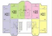 Продается Двухкомн. кв. г.Балашиха, микрорайон Изумрудны, 11, Купить квартиру в Балашихе по недорогой цене, ID объекта - 322561482 - Фото 7