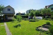 Продается отличная дача на красивом ухоженном участке в 13 км от мкада