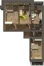 3 761 750 Руб., Просторная квартира в новом , сданном доме мкр.Гайва, Купить квартиру в Перми по недорогой цене, ID объекта - 320790508 - Фото 11