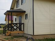 Дом из бруса с отделкой и коммуникациями в 85 км от МКАД Тишнево - Фото 3