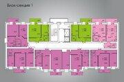 Продам студию 28 кв.м. с балконом мкр. Солнечный - Фото 3