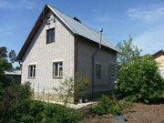 Двухэтажный дом 70 кв.м.для пост. проживания в СНТ вблизи п.Литвиново - Фото 1