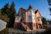Неповторимый дом в окрестностях Голицыно, Продажа домов и коттеджей в Голицыно, ID объекта - 501997060 - Фото 18
