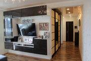 Продам светлую двухкомнатную квартиру с отличным ремонтом
