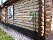 Жилой дом, бревенчатый, ПМЖ, ЛПХ, участок 10 сот - Фото 4
