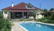 Массивный дом в 9 км от пляж курорта Камчия.с видом на море, Продажа домов и коттеджей Варна, Болгария, ID объекта - 501494712 - Фото 1