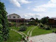 Жилой коттедж с шикарным участком, п. Растущий, 10 км от Екатеринбурга - Фото 4