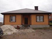 Кирпичный коттедж 135 м2 уже жилой в Дубовом мкр. Успешный - Фото 1