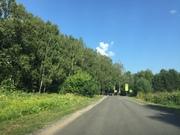 Участок в деревне возле озера, недалеко от леса