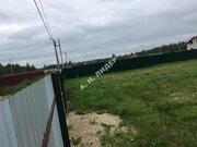 Земельный участок, в Павлово-Посадском р-не, г. Электрогорск, СНТ Пче - Фото 5