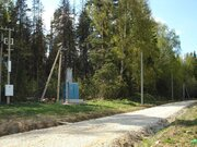 Участок по Ленинградкому шоссе в районе Истринского водохранилища - Фото 3
