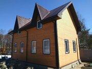 Новый 2 эт. дом на участке 5,6 сотки СНТ Толбино 2, Подольск, Климовск - Фото 1