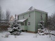 Дом в Москва Марушкинское поселение, д. Власово, ул. Рябиновая (80.0 .