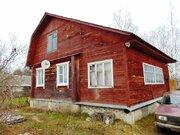 Дом с баней на самом берегу реки - 88 км Щелковское шоссе